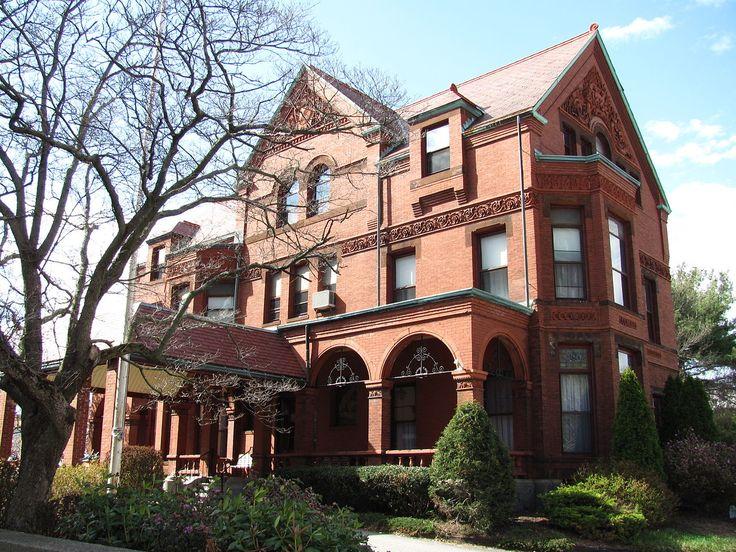 Gardner J. Kingman House in Plymouth County, Massachusetts