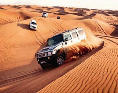 Hummer Desert Dubai deals