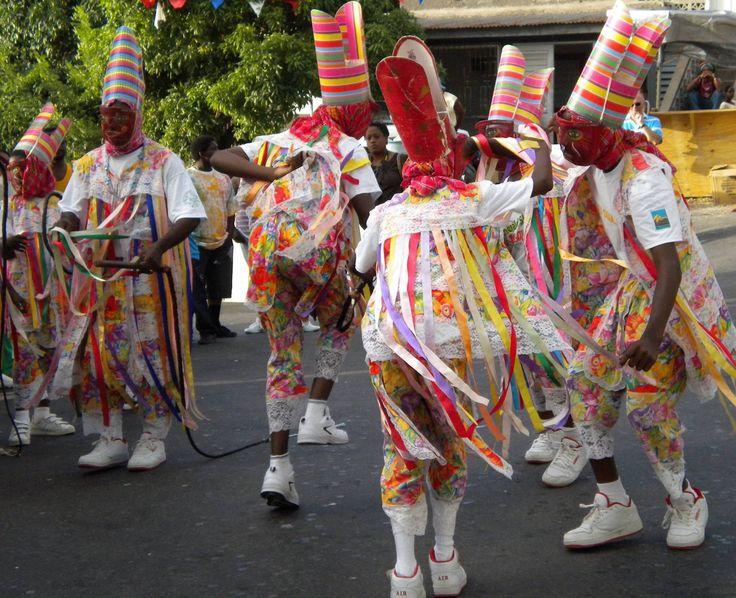 Masquerade - Montserrat 2014