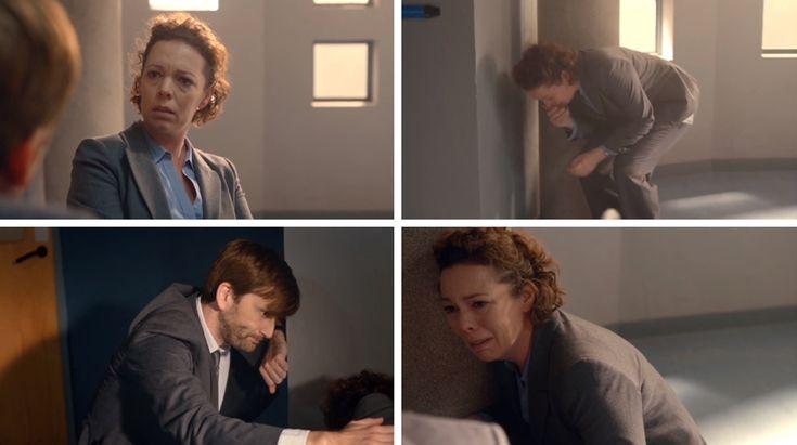 Broadchurch Episode 8 Season 1 Alec tells Ellie it was Joe who killed Danny