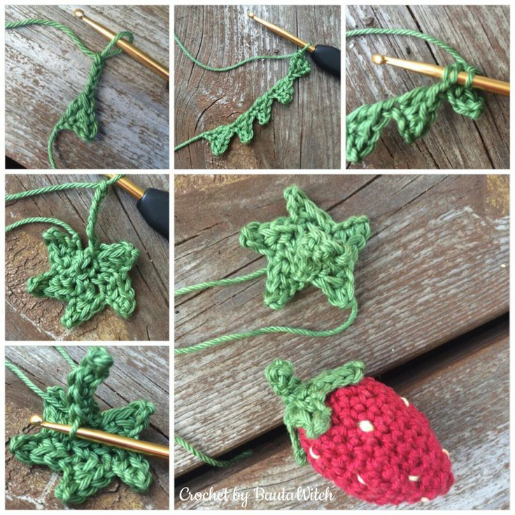 """Strawberries part 2 """"step-by-step"""" by BautaWitch"""