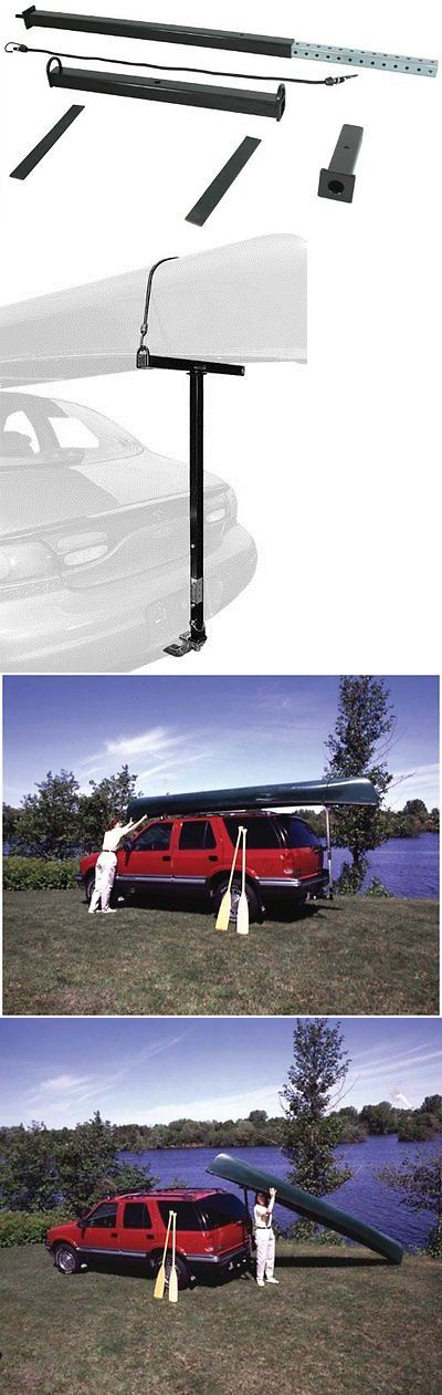 Other Kayak Canoe and Rafting 36123: Canoe Kayak Loader Reese Towpower Trailer Hitch Vehicle Durable Car Truck Racks -> BUY IT NOW ONLY: $63.12 on eBay!