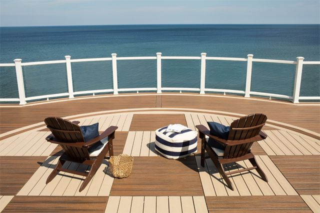 plastic decking suppliers north east