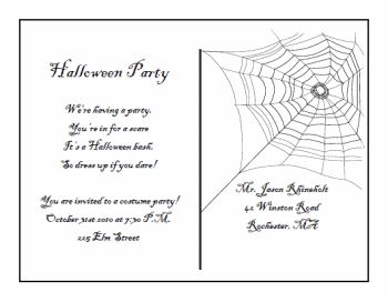 images about Halloween Halloween invitations