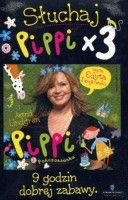 Słuchaj Pippi x 3. Audiobook