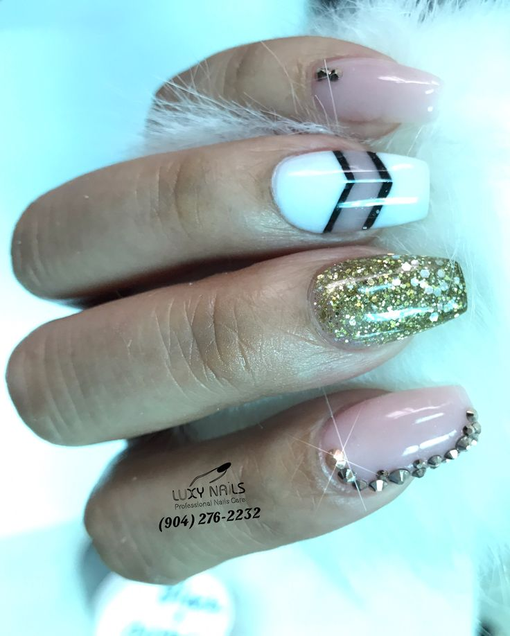 Luxy Nails (luxynails32068) on Pinterest