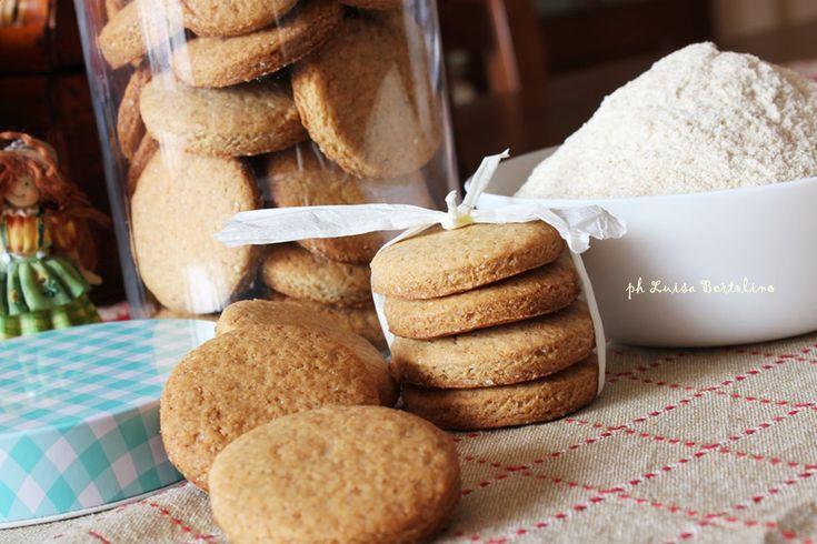 Biscotti integrali con farina di timilia