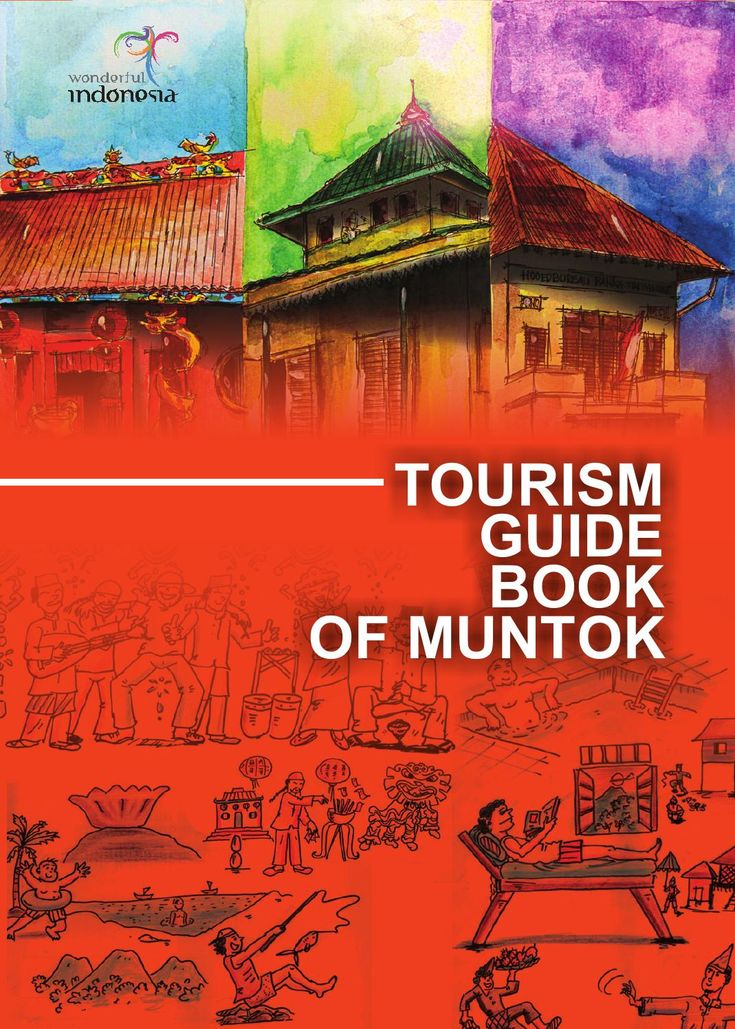 Tourism Buide Book Of Muntok
