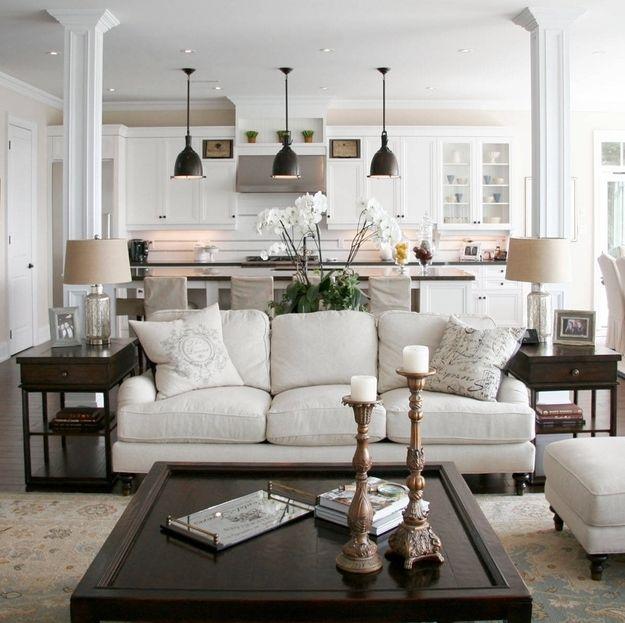 Гостиная, совмещенная с кухней: все «за» и «против». Оригинальные идеи проектирования и реализация интерьера.
