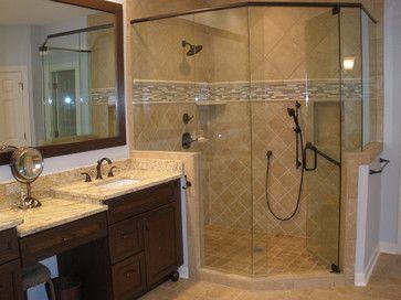 trends granite vanity top white undermount sink spa retreat bathroom traditional