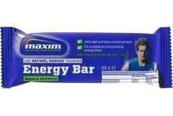 "Εικόνα του ""Maxim Energy Bar Apple & Cinnamon, 55 gr """