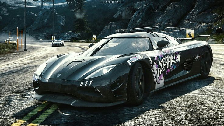 Zephyr Agera R - NFS Rivals
