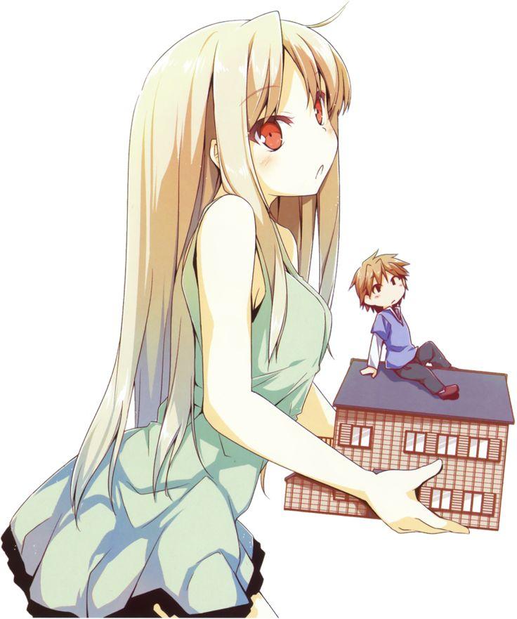 Sakurasou no Pet na Kanojo v2 - Anime Icon by Rizmannf on