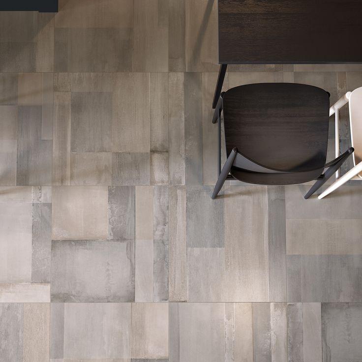 17 migliori idee su pavimenti in cemento su pinterest for Gres effetto cemento