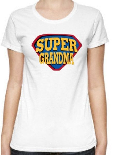 Super Mom Women T Shirts Graphic T Shirts Graphic by SuperflyTees