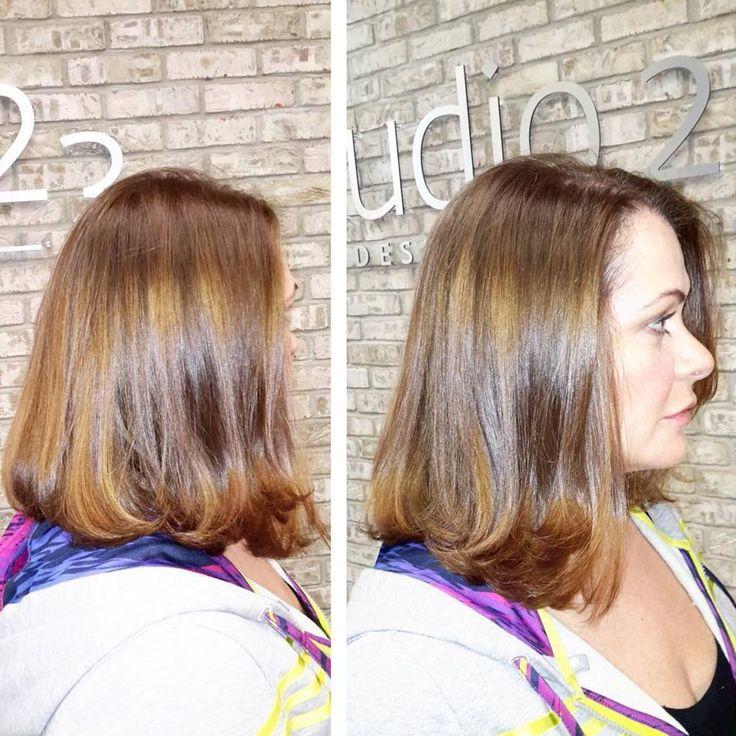 nice Стильные укладки на средние волосы в домашних условиях (50 фото) — Стоит сделать!