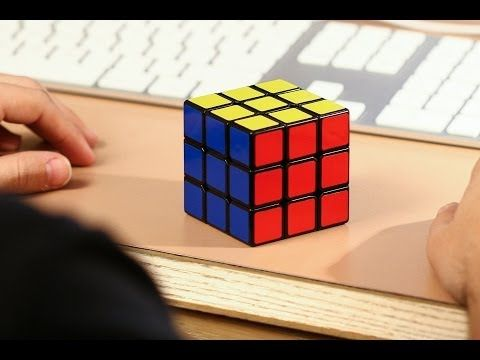 Rubik's Cube 3x3x3 Guarenteed Easiest Tutorial (HD) - I found this a very easy way of solving the 3x3x3 Rubik's Cube and I hope you are able to follow along and solve the cube yourself!