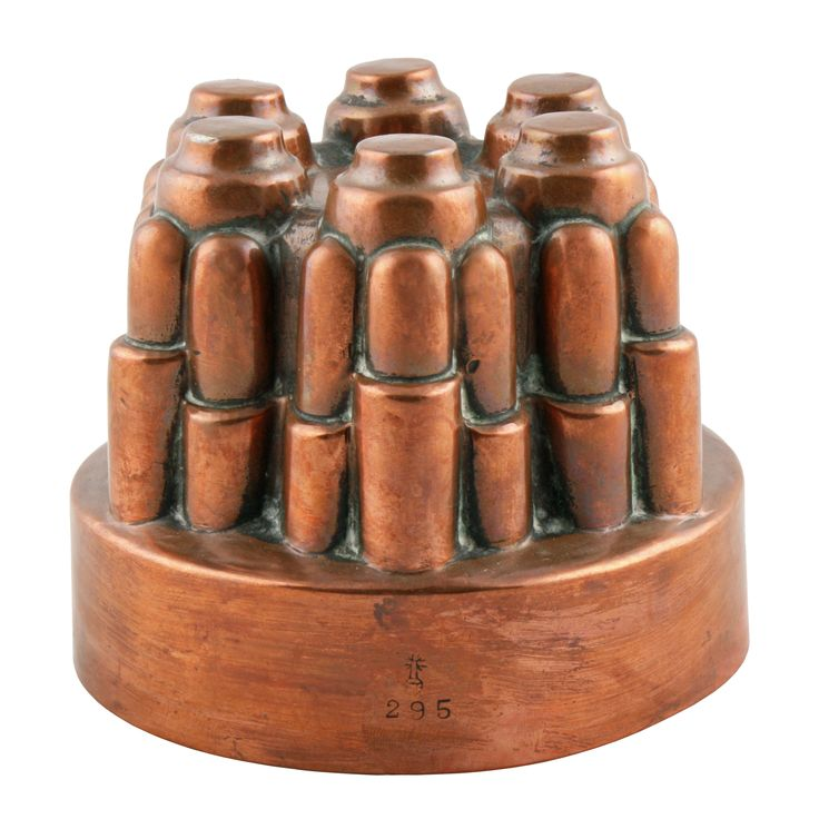 Benham and Froud Copper Jelly Mould