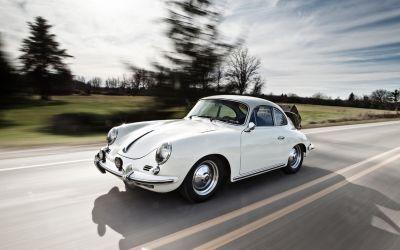 Porsche 356 by drive.gr