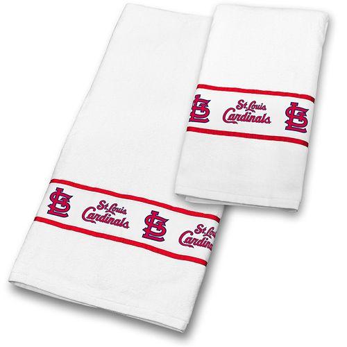 St. Louis Cardinals Towel Set - MLB.com Shop