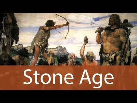 ▶ Stone Age Art History from Goodbye-Art Academy - YouTube
