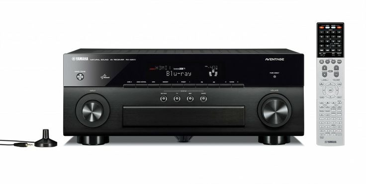 FPT.RO – Yamaha Aventage RX-A820