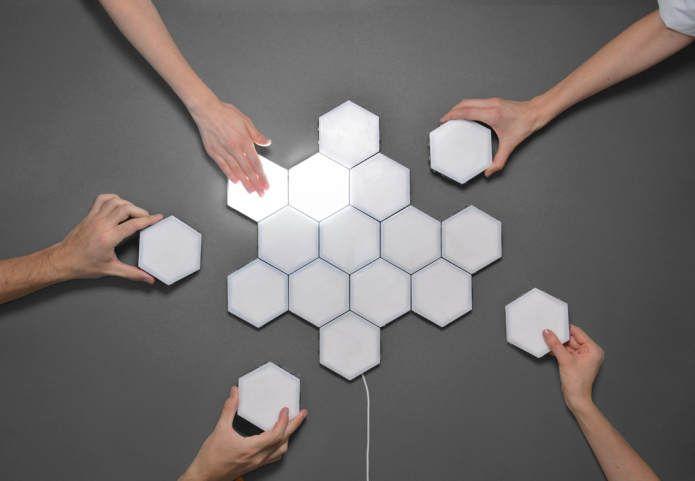 Helios Touch Sensitive Modular Lighting Ingogo