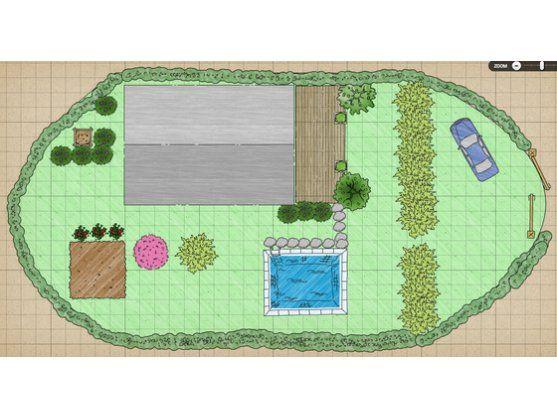 Fresh Gartenplanung N tzliche Freeware im berblick GrundrisseSchnellGestalten EinfachGartenSoftwareEasyGarden