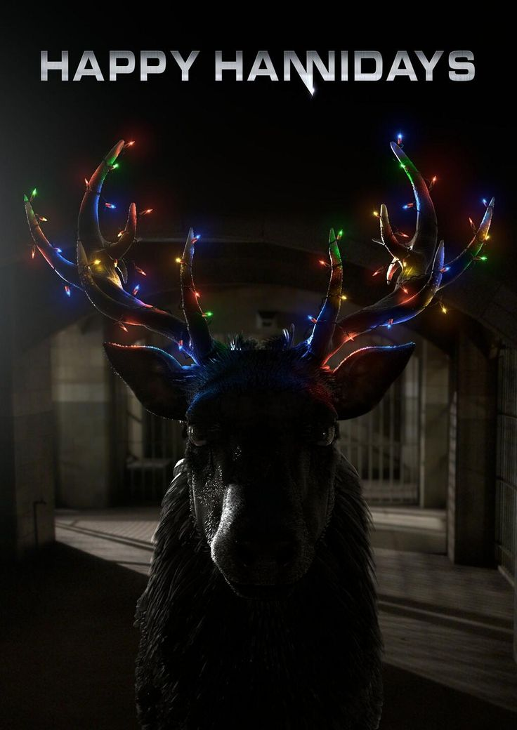 Twitter / BryanFuller: HAPPY HOLIDAYS & HANNIDAYS FROM ALL OF US AT #HANNIBAL pic.twitter.com/8Fcl20tWrh