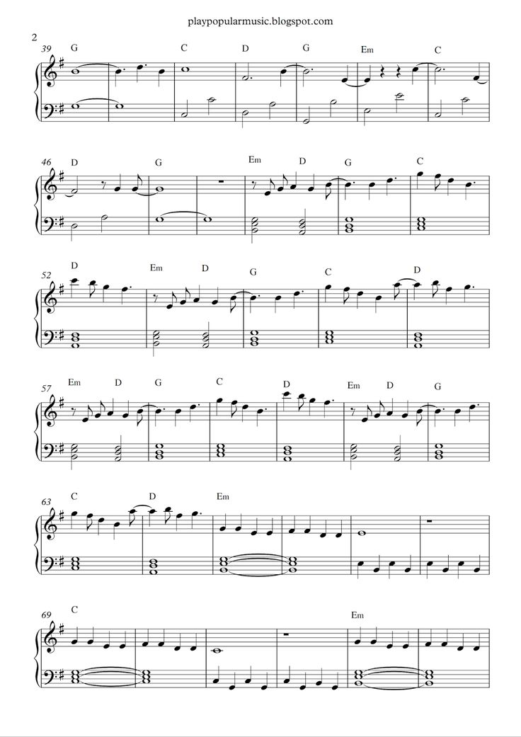 How to Read Basic Music Notes   Our Pastimes