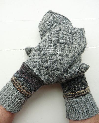 lebens-craft's John's mitten - free pattern