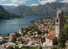 4 nap/3 éjszaka tengerparti nyaralás 2 személy részére félpanzióval és kerékpárhasználattal Montenegróban