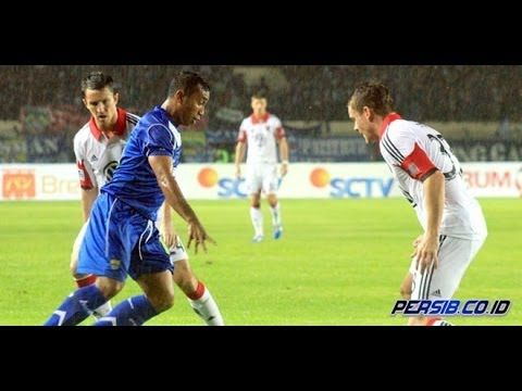 Persib Bandung VS DC United ( 2 - 1 ) Friendly Match - 6 Desember 2013