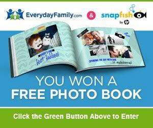 2013 - Daddy & Me Photo Contest. Enter here to claim your free photo book + a chance to win more great prizes from Snapfish