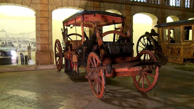 "Trailer Museu Nacional dos Coches by SET_Produções de Vídeo. Trailer do documentário ""Museu Nacional dos Coches"" #Portugal"