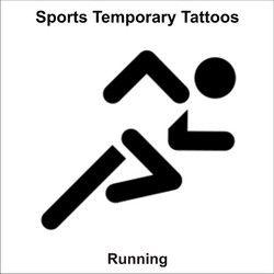 Running Tattoo from Gazelle Enterprise. Manufacturer of Temporary ...