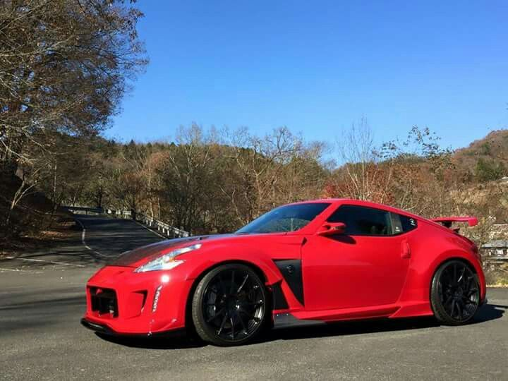 17 Best Images About Nissan 350Z/370 On Pinterest