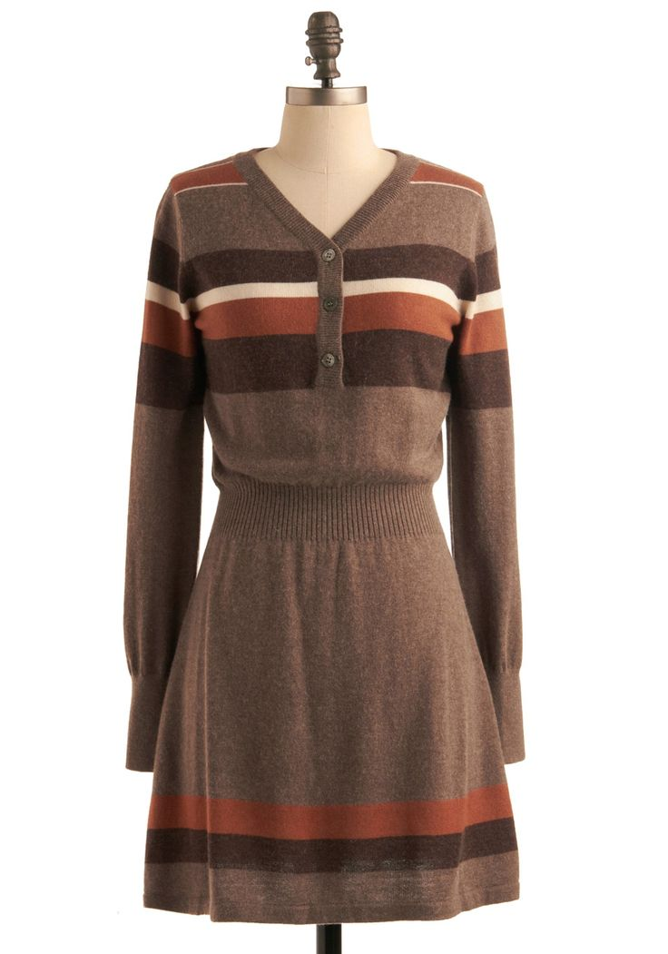 Varsity Clues Dress $79.99 @modcloth (this could get me through fall all by itself or with some layers!)