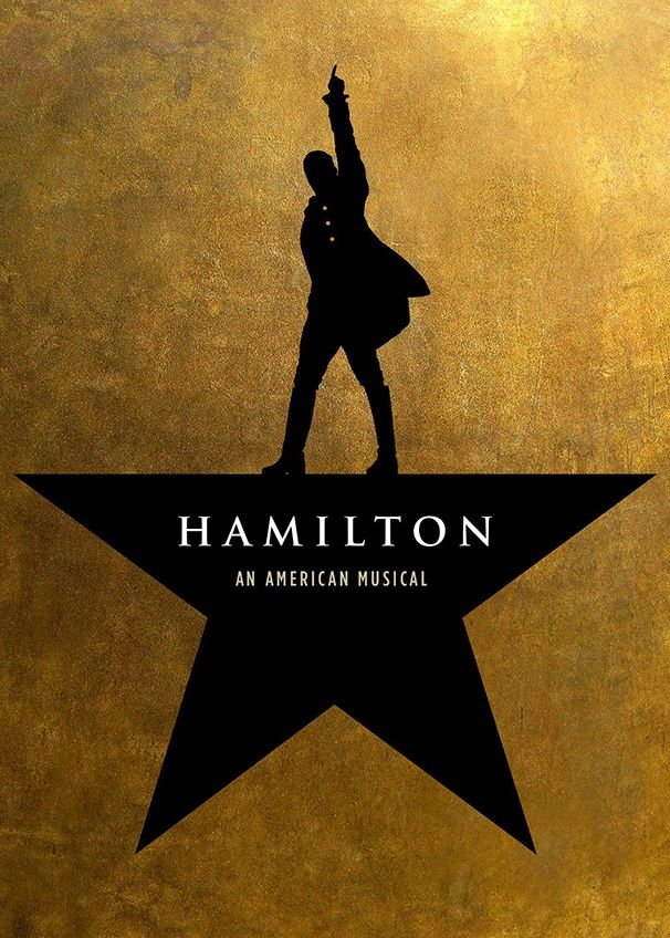 They're Moving Uptown! See the Stars Align on Hamilton's New Broadway Poster I'm so obsessed with this musical right now!