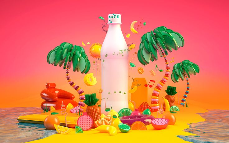 Royal Soda on Behance