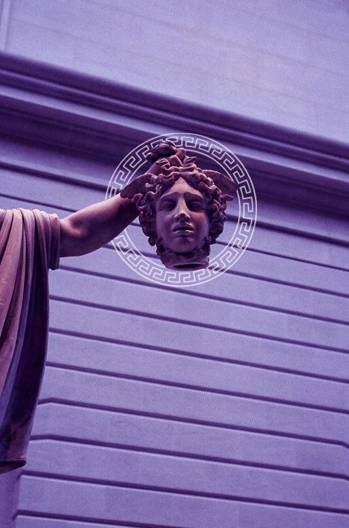 Versace, statue, and art image