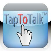 TapToTalk turns an iPhone™, iPad™ or iPod touch® into an augmentative and alternative communication (AAC)