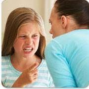 Oppositional defiant disorder: children 5-8 years