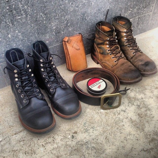 red wing 8114  8113
