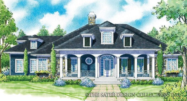 51 Best Images About Small House Plans Sater Design
