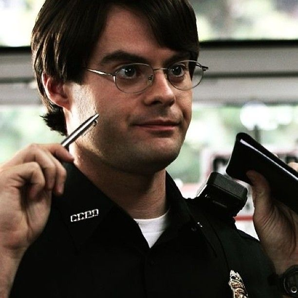 bill hader in 'superbad' - 2007