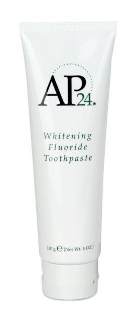 100% Genuine Nu Skin AP-24 Whitening Fluoride Toothpaste No Peroxide UK Stock | eBay