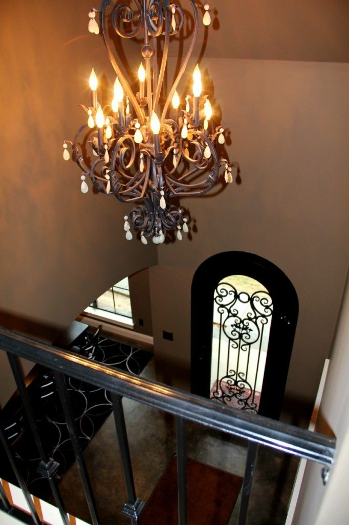 1000 images about favorite paint colors on pinterest for 2 story foyer chandelier