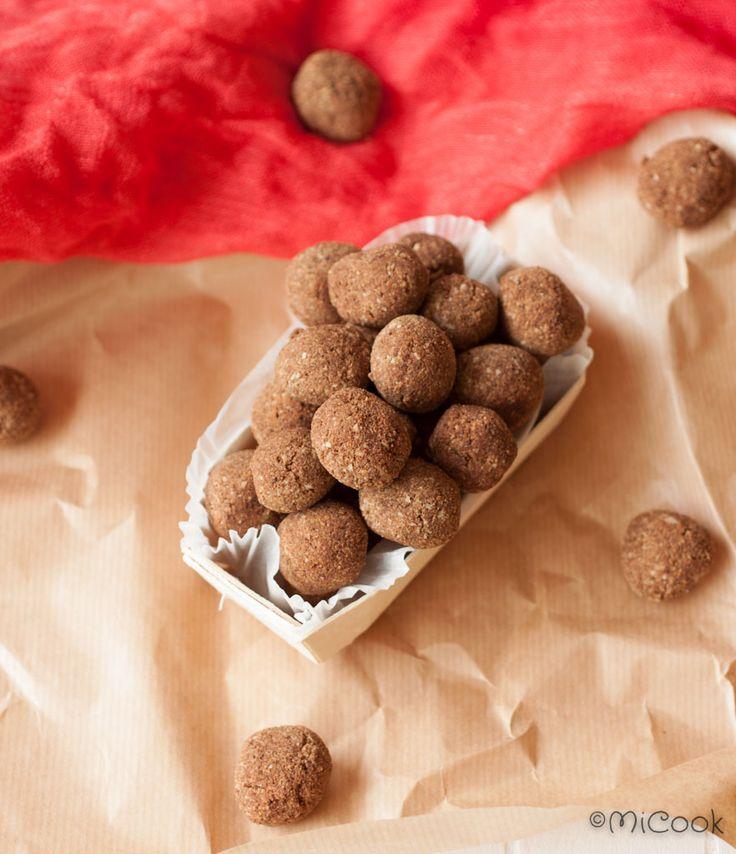Kruidnoten van amandelmeel & kokosbloesemsuiker