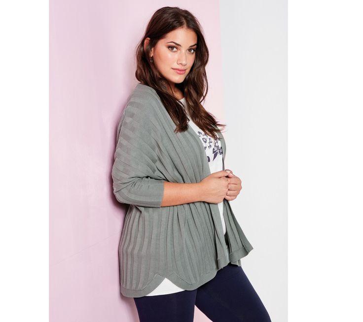 Kardigan se 3/4 rukávy | modino.cz #ModinoCZ #modino_cz #modino_style #style #fashion #cardigan #bellisima